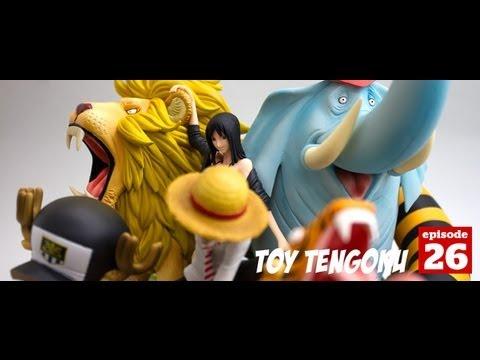 Toy Tengoku – 26 – Chogokin Going Merry  - Desktop Real McCoy One Piece - Hlj.com