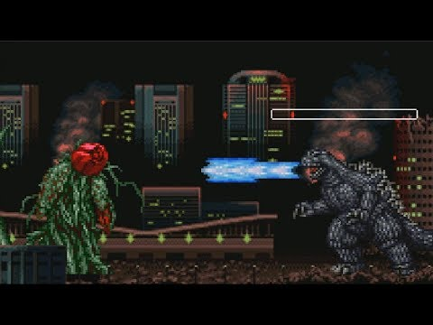MUGEN - What is this GODZILLA Game?!