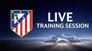 Atlético Training Session REPLAY