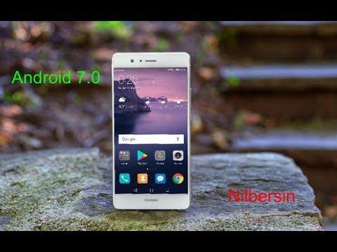 Huawei P9 Lite Actualizacion Oficial Android 7.0