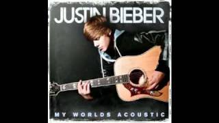 Justin Bieber - Down To Earth (Acoustic)