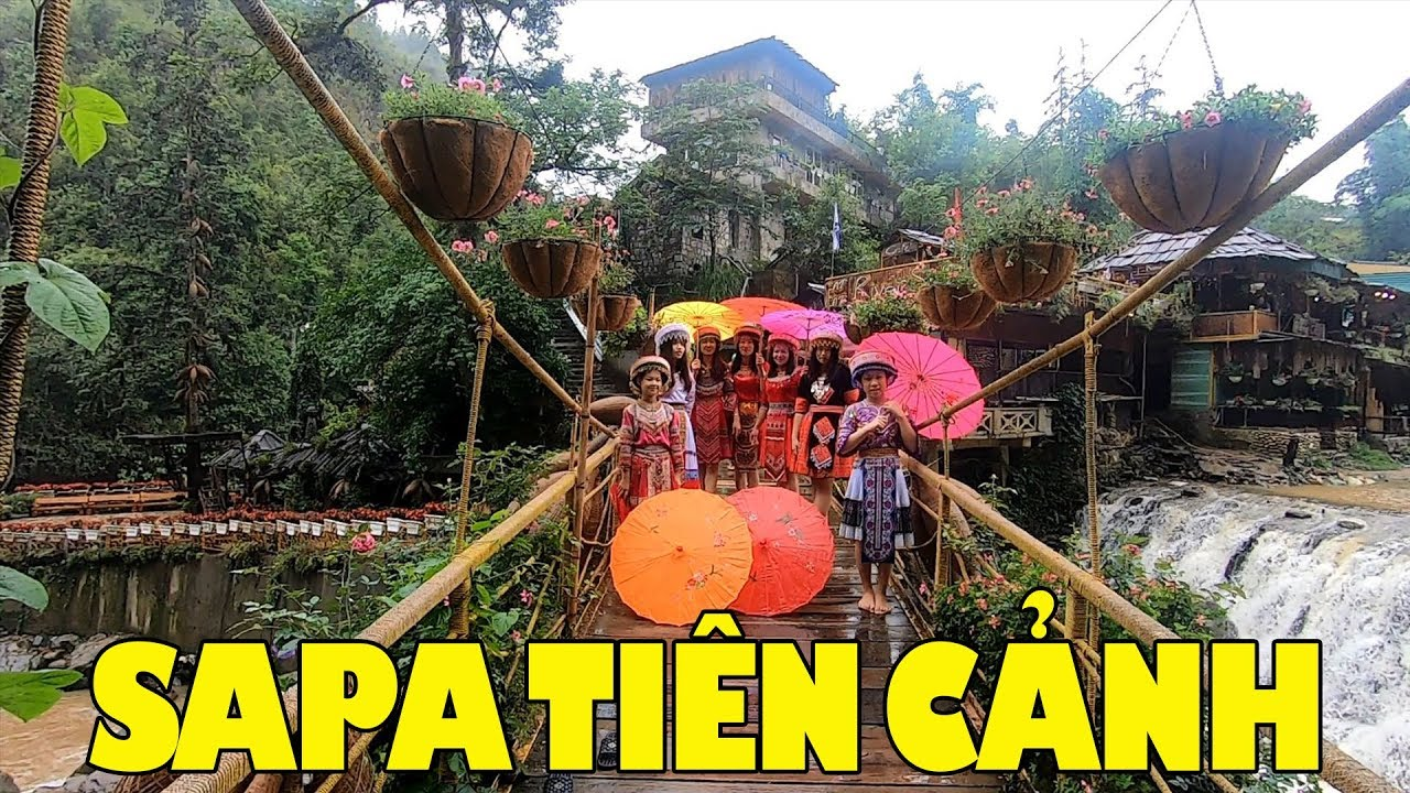 Việt Kiều hải ngoại xem là mê vì cảnh Sapa đẹp như tranh vẽ