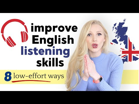 8 ways to improve English listening skills and understand native speakers