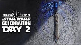Star Wars Celebration: Day 2  - Jedi Fallen Order & More!