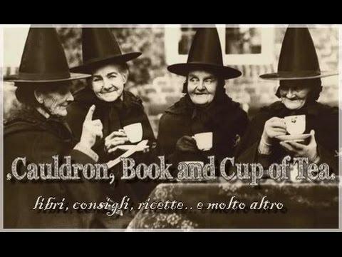 Cauldron, Book and Cup of Tea: La via Del Wyrd   Brian Bates