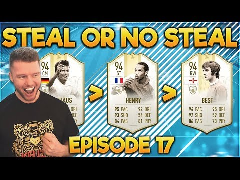 FIFA 19: STEAL OR NO STEAL #17