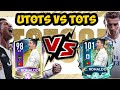UTOTSSF VS TOTSSF RONALDO!!!!! WHO IS THE BEST???🤯🤯 DETAILED COMPARISON!!!😎😎