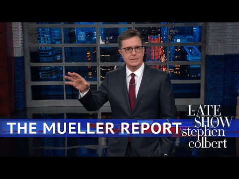 Colbert: All The