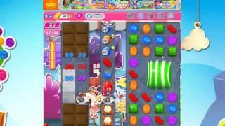 Candy Crush Saga Level 1242  Score 198 980 by  Funny❣