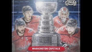 Washington Capitals Stanley Cup Pump Up