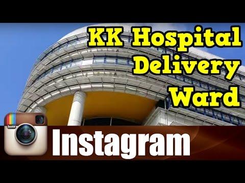 [INSTAGRAM] Delivery Ward at KK Hospital