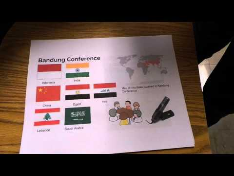 Cold War and Its influence in The Middle East