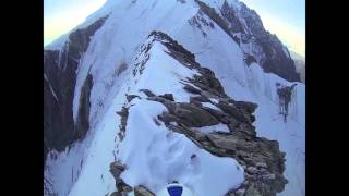 Clip 8/9 The Miage Bionnassay route, Mont Blanc: Day 3, Gouter Dome and Abri Vallot.