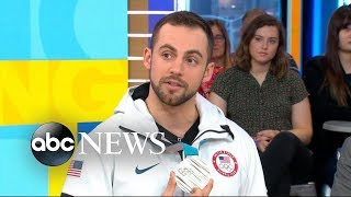 Olympic silver medalist says luge racing is like