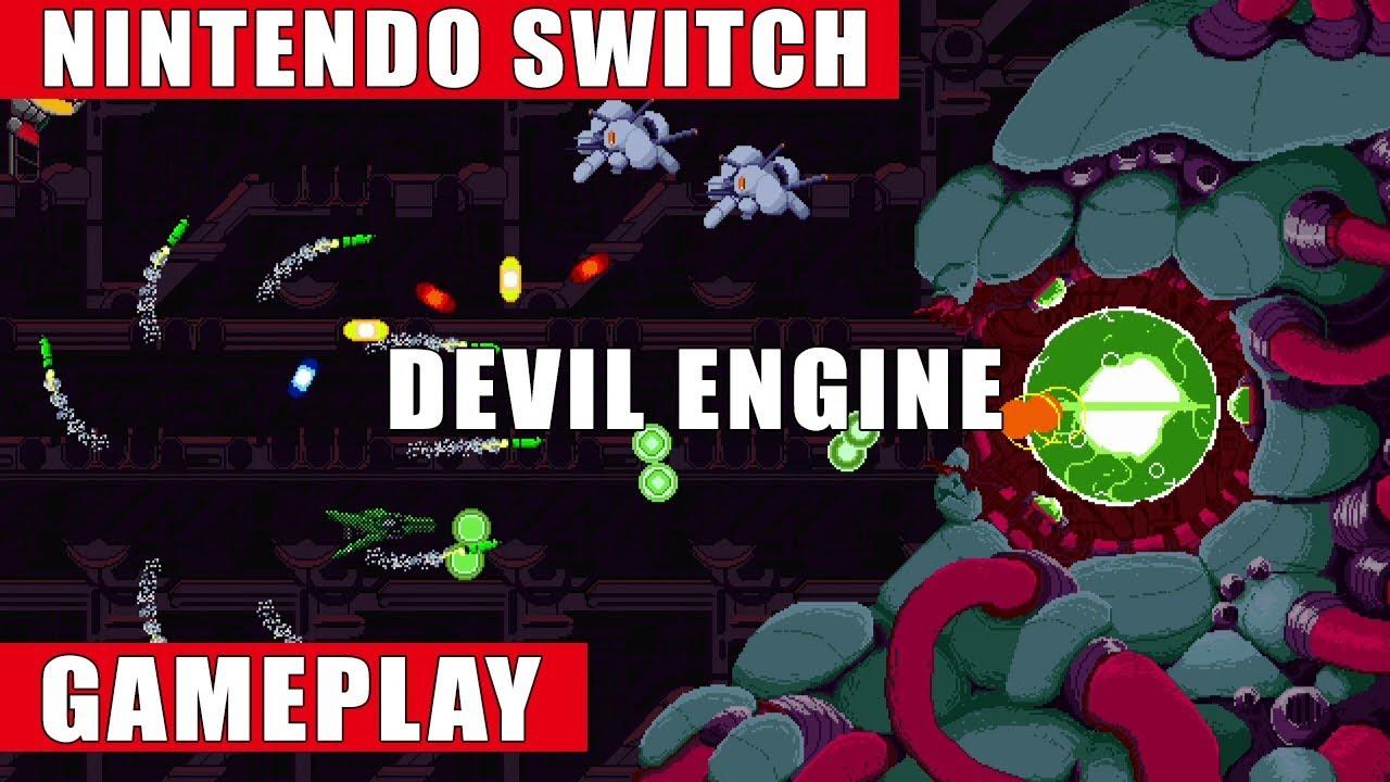 Devil Engine Nintendo Switch Gameplay
