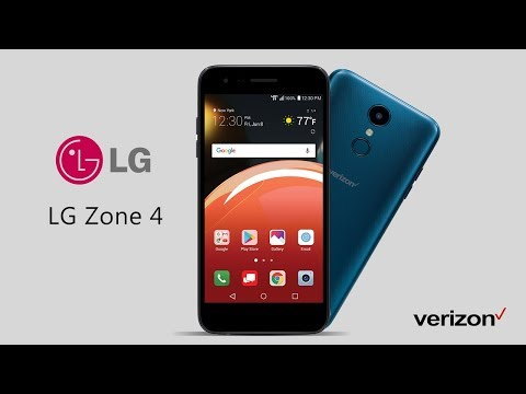 LG Zone 4 Video clips - PhoneArena