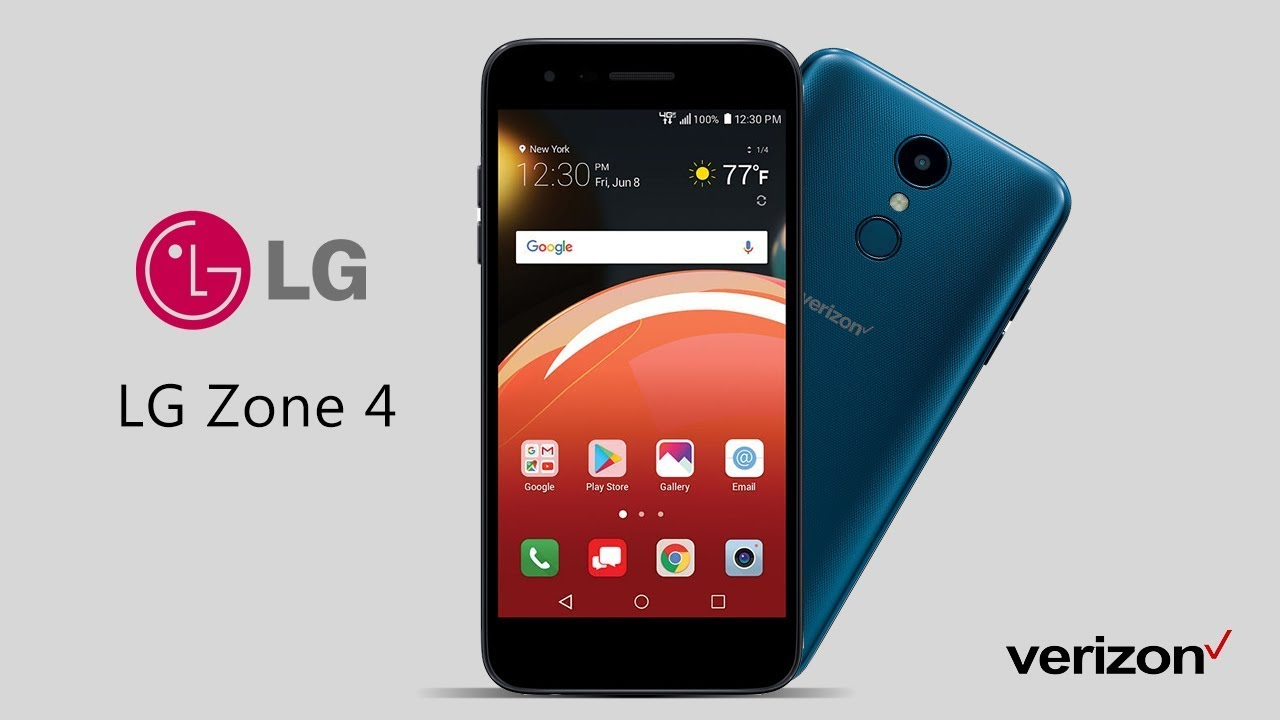 LG Zone 4 With 5-inch display and Snapdragon 425 | 2018