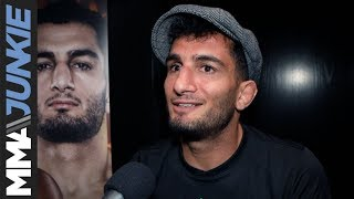Bellator 228: Gegard Mousasi media day interview