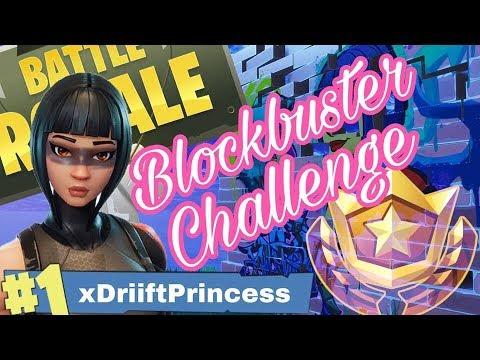 fortnite hidden battle star at last i am free week 2 blockbuster challenge location - fortnite at last i am free