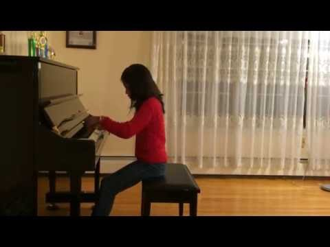 Emily Huang Plays Chopin Fantaisie-Impromptu (3rd Place of 2015 Steinway Piano Competition)