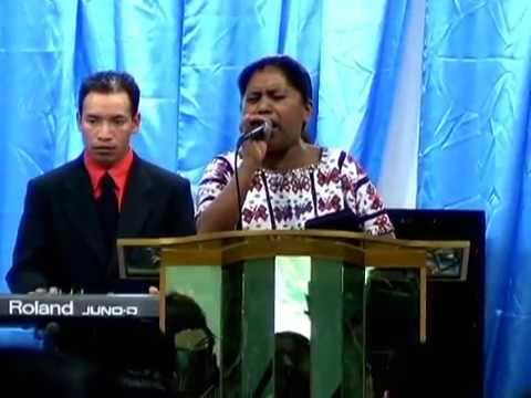 Coros Cristianos Pentecostales En Vivo - Solista Rosa de Aguilar