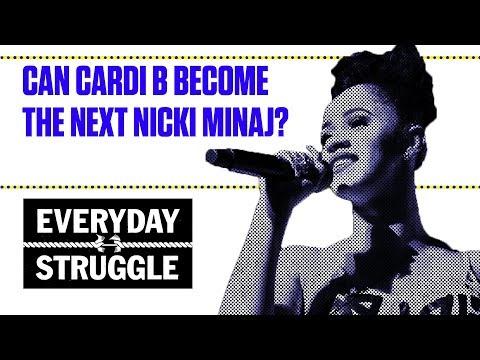 Can Cardi B Become the Next Nicki Minaj? | Everyday Struggle