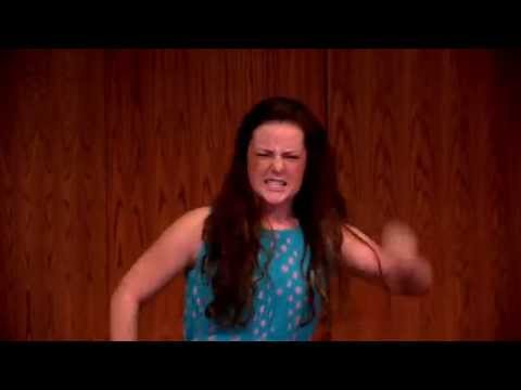 Pitch Perfect Parody (the entire audition)