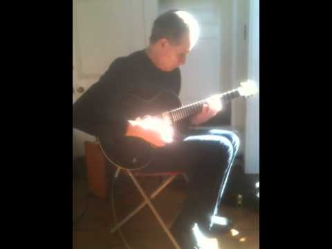 "Vic Juris Playing Django's ""Nuages"""
