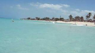 Varadero - Cuba - vista mare e spiaggia - aprile 2008