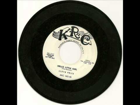 Lloyd Price - Hello Little Girl 1957