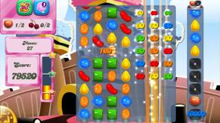 Candy Crush Saga Level 383 No Boosters