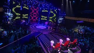 AGNEZ MO - Damn I Love You (Live The Voice Kids Indonesia 2 GTV)