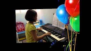 Bahama Mama - Organ by Linh Bui