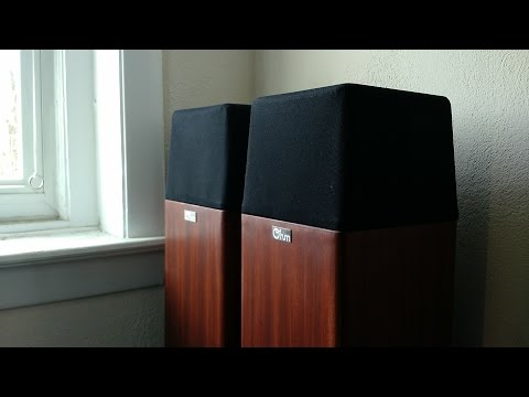 Z Review -  Ohm Walsh [BEST SPEAKERS EVER!!]