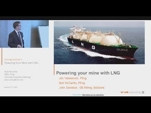 Powering Your Mine with LNG