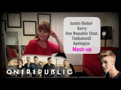 #9 Justin Bieber - Sorry & One Republic [feat. Timbaland] - Apologize Mash-up by Kate Reenamuze