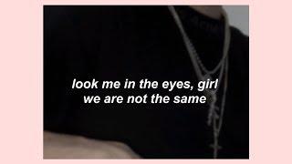 ☆lil peep☆ // cobain (lyrics) ♡
