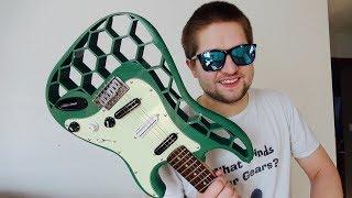 Imprimió una Guitarra!