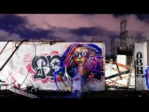 Graffiti Art Atlanta Artist Corey Barksdale Art & Lawrence Andrade Photography Georgia Art