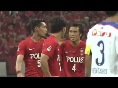 Urawa Red Diamonds vs Albirex Niigata - J. League 2015 Matchday 17