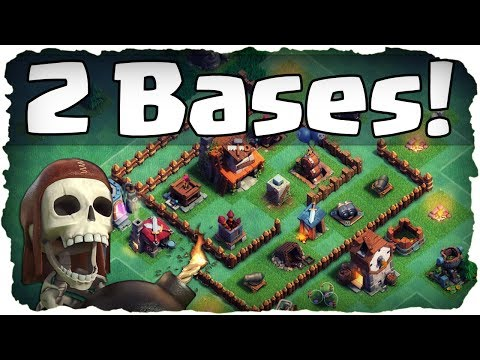 Clash Of Clans 156 Meisterhutte Level 4 Umbau 2 Bases