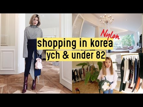 Shopping in Korea: YCH & Under 82 (Glamorous Showroom Ever) | QQ's Show Nylon #4