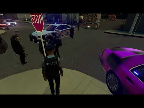 Santos RP 4K | Traffic Unit Lieutenant #3 | Shots Fired and Active 10-80