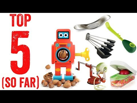 KITCHEN GADGET TESTING #27 - Top 5 (so far)