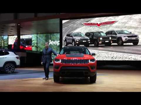 The All-New Jeep® Compass - Geneva Motor Show European Reveal