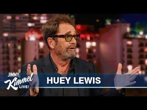 Huey Lewis on