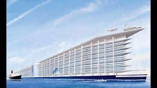 Sea Lines Ferry. Черноморск - Карасу Путешествие через Черное море / Видео