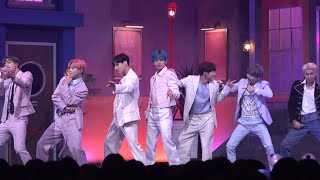 Gambar cover BTS - Boy With Luv (feat. Halsey)[DANCE MIRRORED]