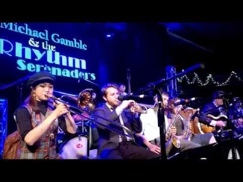 Michael Gamble and the Rhythm Serenaders perform at Casa Loma Ballroom
