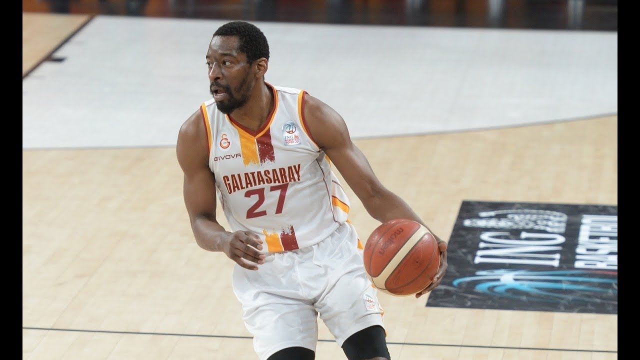 #27 - Jordan Crawford Highlights • Galatasaray (2021)
